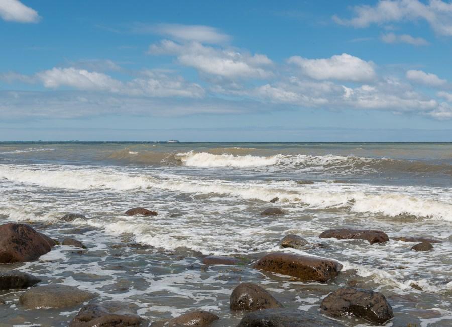 Küste bei Lohme