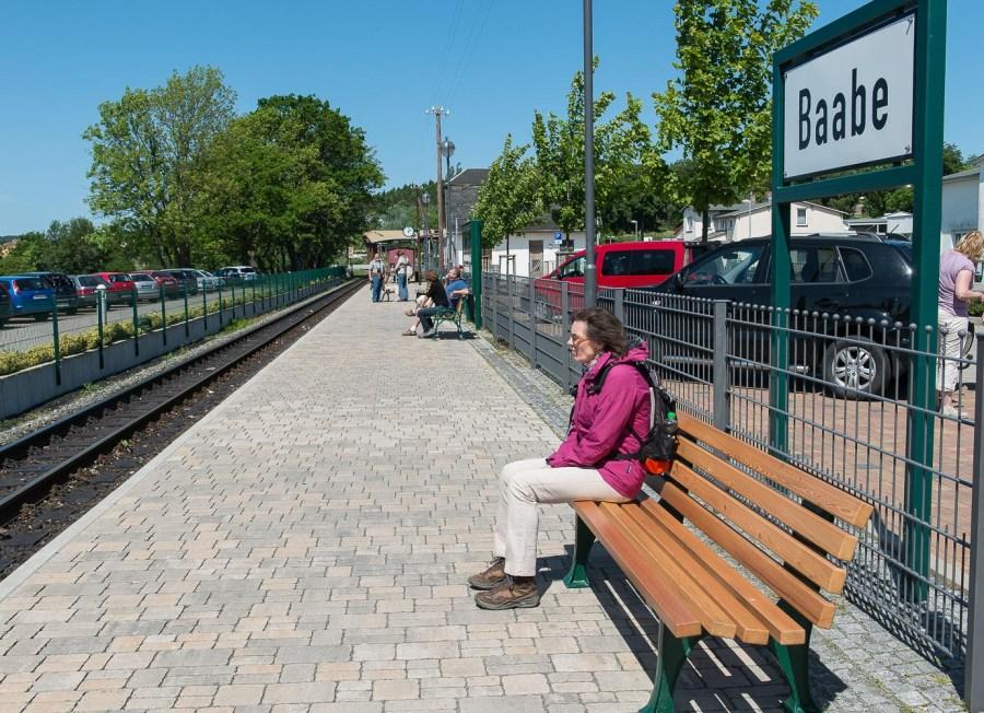 Bahnhof Baabe