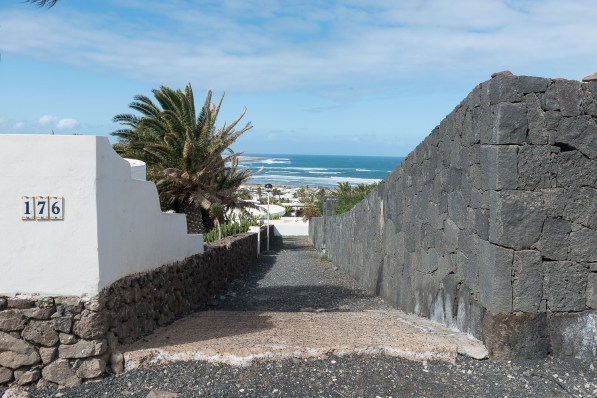 Bungalowsiedlung Playa Famara
