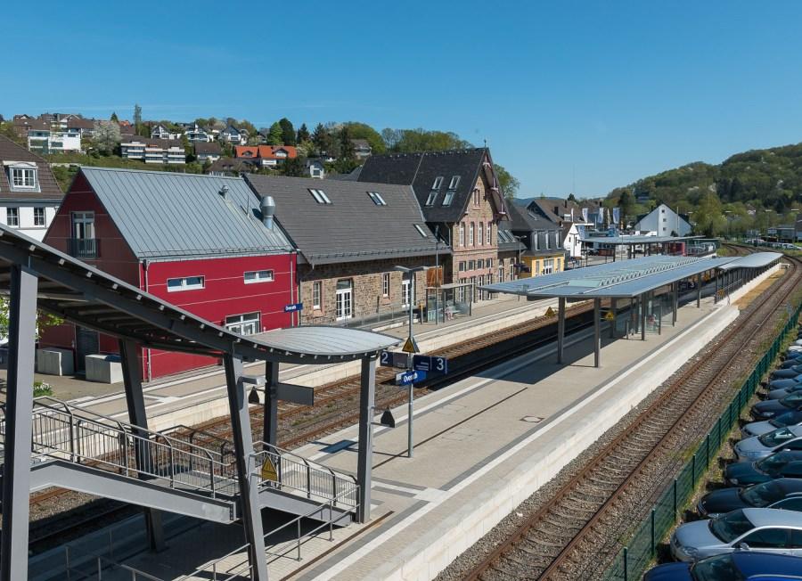 Bahnhof in Overath