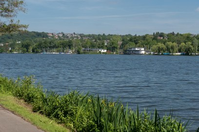 Blick über den See