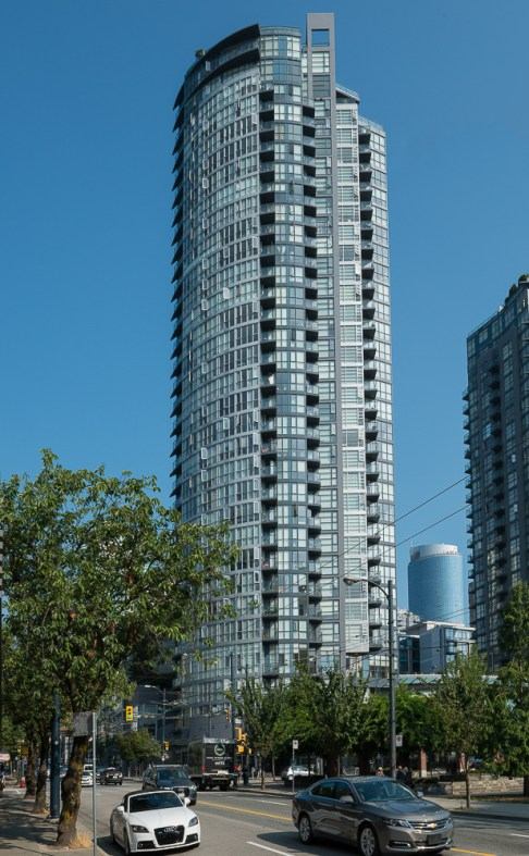 Apartment Hochhaus in Vancouver