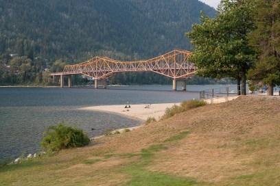 Brücke in Nelson