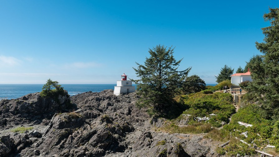 Lighthouse Ucluelet