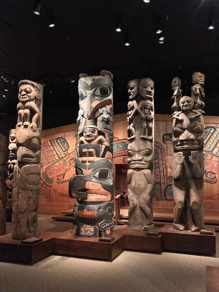 BC Museum in Victoria