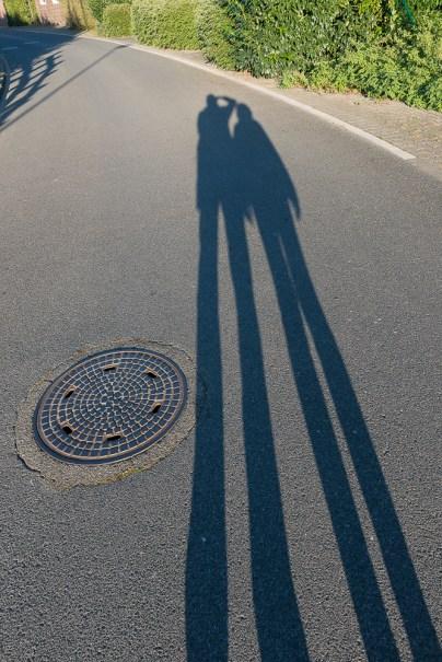 Die Schatten werden immer länger