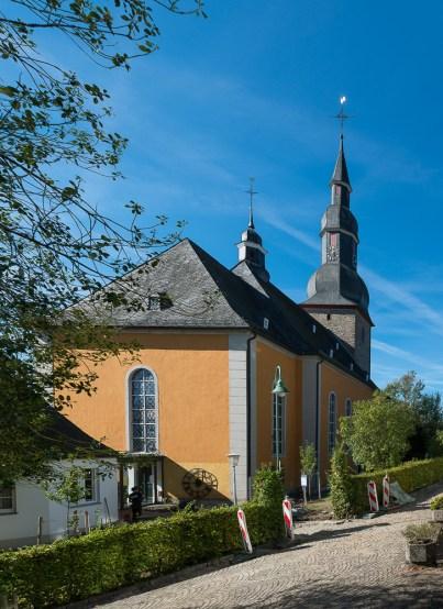 Kirche in Eckenhagen