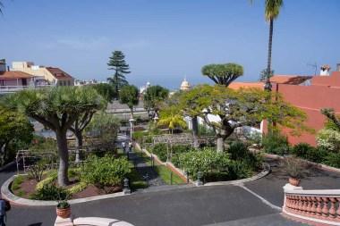 Aussicht vom Liceo de Taoro