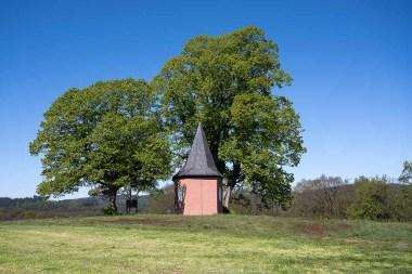 Kapelle bei Ziegenschlade
