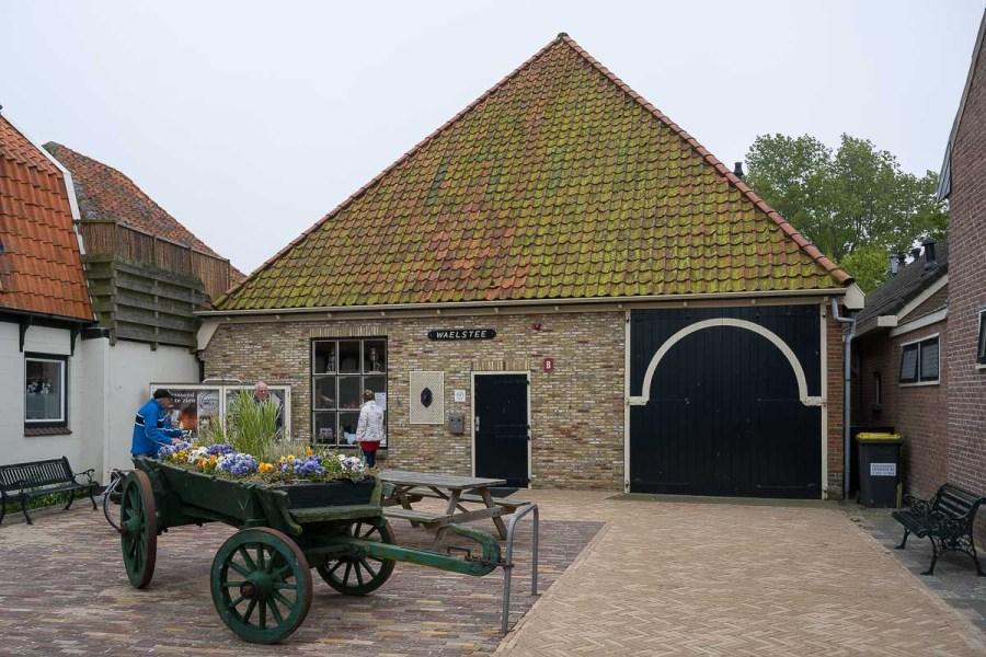 Museum in De Waal