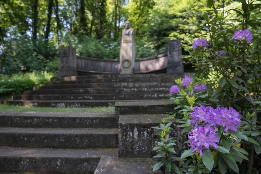 Freiligrath Denkmal