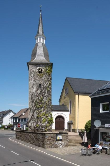 Ev. Kirche von Drabenderhöhe