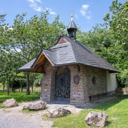 Kapelle oberhalb von Ahrweiler