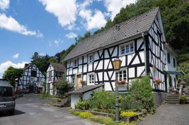 Fachwerkhäuser in Alt-Windeck
