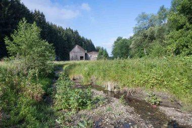 Knochenmühle mit dem dazugehörigem Bach
