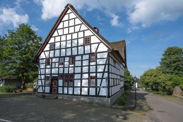 Fachwerkhaus in Hohkeppel