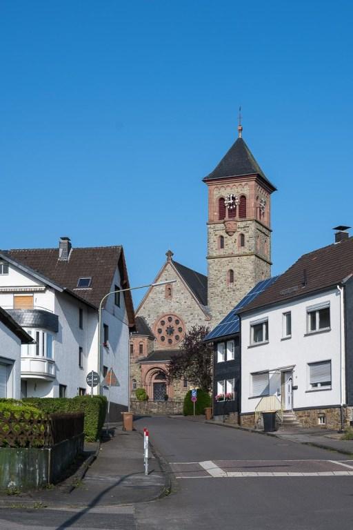 KIrche in Kapellensüng