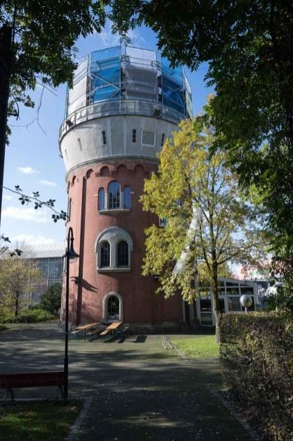 Wasserturm mit Filmmuseum