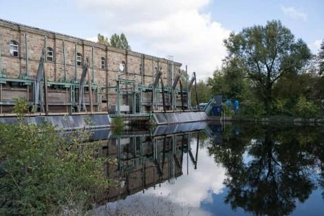 Kraftwerk an der Ruhr