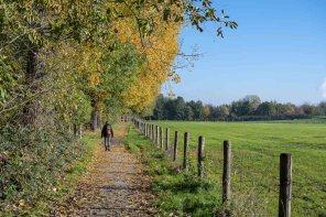 Unterwegs nach Odenkirchen