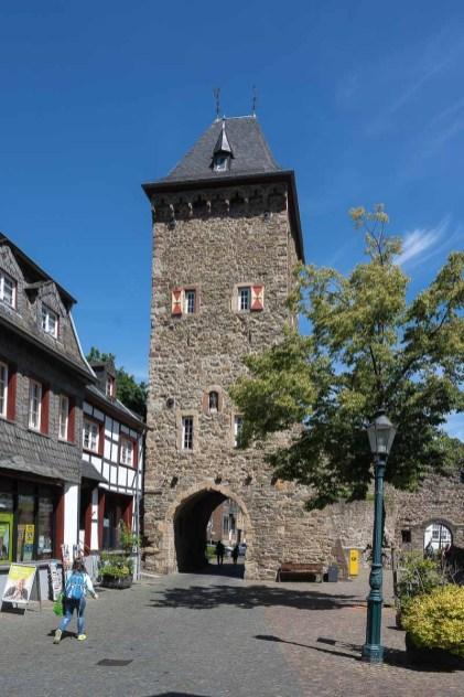 Werther Turm am Eingang der Altstadt
