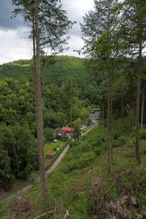 Blick in das Brexbachtal