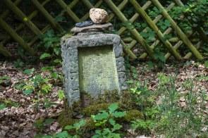 Kindergrab auf dem Jüdischem Friedhof