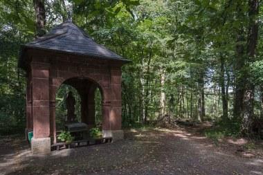 Waldkapelle bei Eicks