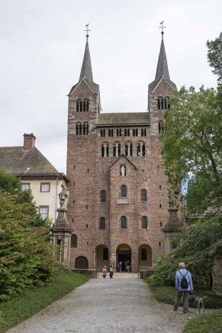 Westwerk des Klosters Corvey