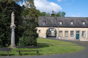Wirtschaftsgebäude im Kloster