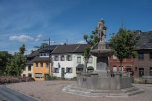 Kriegerdenkmal am Marktplatz