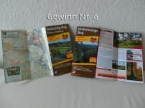 Nr. 6 - Leporello-Karten Natursteig Sieg und Erlebniswege