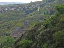Burg Stahleck & Heinrich-Heine-Blick