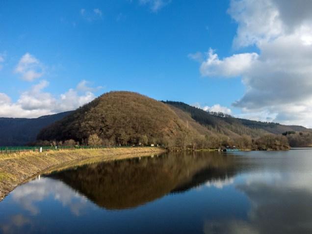 Blick auf den Honigberg