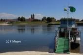 Die Donau bei Niederaltaich - Sommer 2014