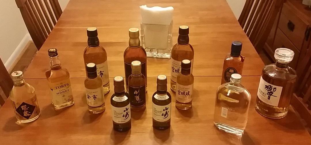 Japanese Whisky!