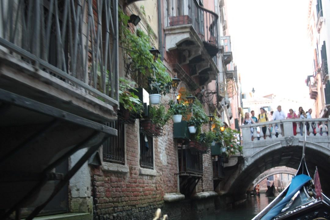 Gondola Ride Venice, Italy