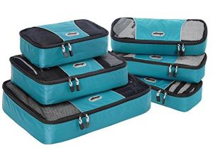 eBags packing cubes 6 pack