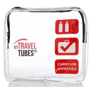 TSA Approved 3-1-1 Toiletry Bag
