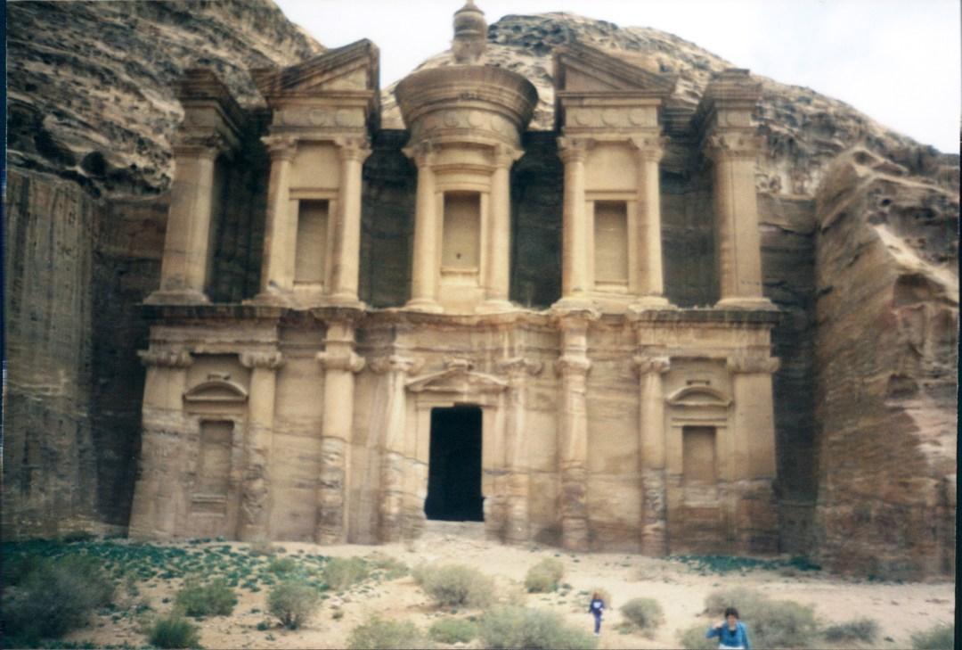 Ad Deir Petra, Jordan