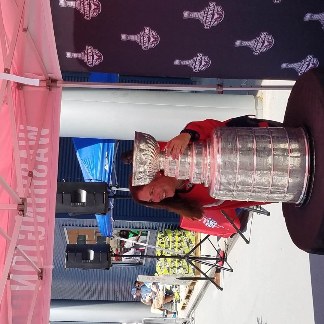 2018 Stanley Cup Washington Capitals @ Kettler Ice Plex, Arlington, VA