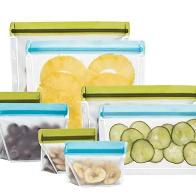 rezip Deluxe 8-piece Resusable Storage Bag Kit