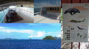 Wanua Slow Boat Indonesia Collage