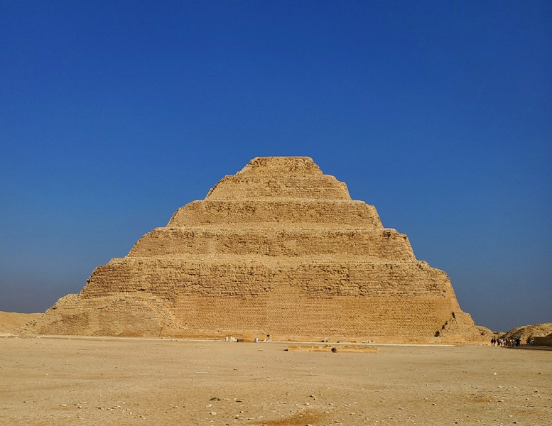Egypt: How to Start at the Beginning Add a Saqqara Day Trip