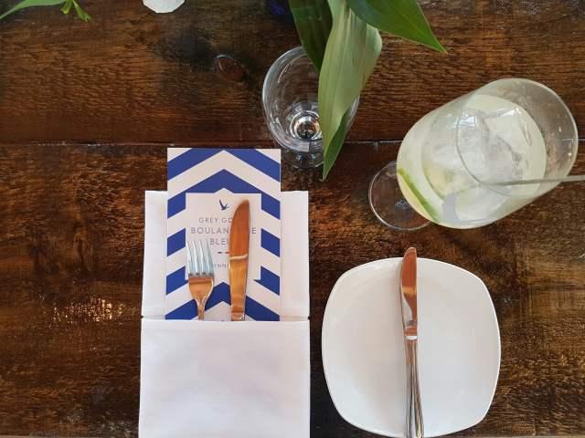 Grey Goose Vodka - Boulangerie Bleue