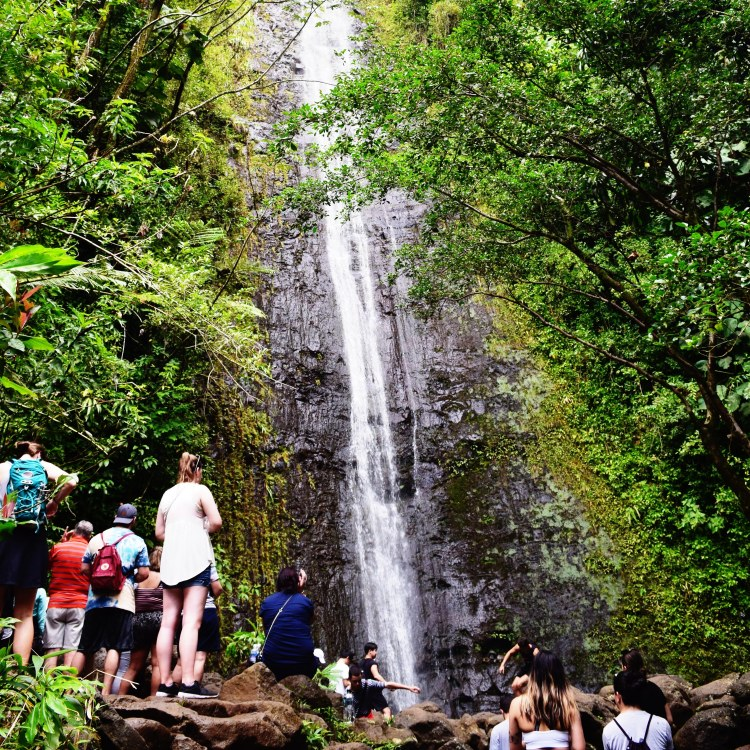 fantastic guide of spots to explore on Oahu hike