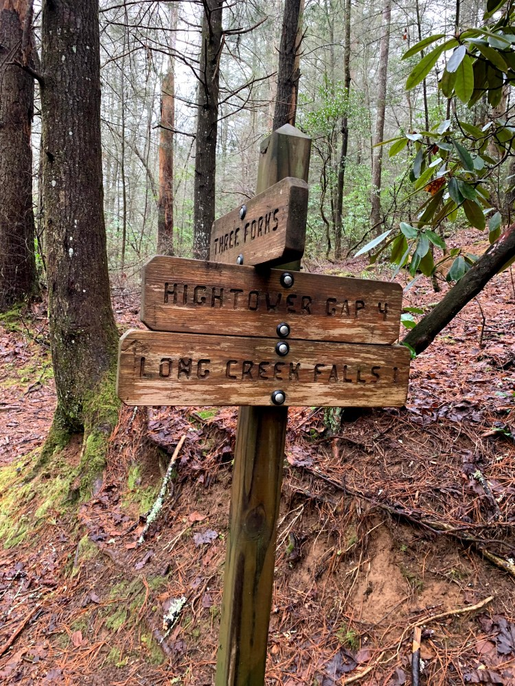 Exciting Places in the Blue Ridge Mountains long creek falls