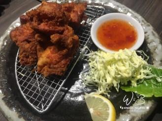 Hokkaido Ramen Santouka - Fried Chicken