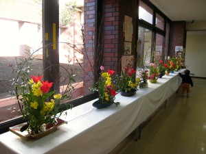 My Second Ikebana Exhibition Experience