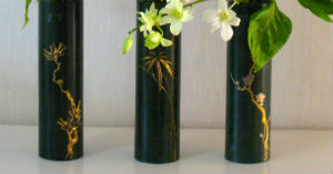 3-in1 Ikebana: Before They Were Three, Now They Are One